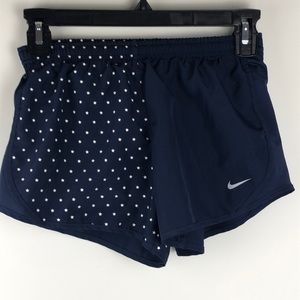 Nike Girls DriFit Running Shorts Size Medium